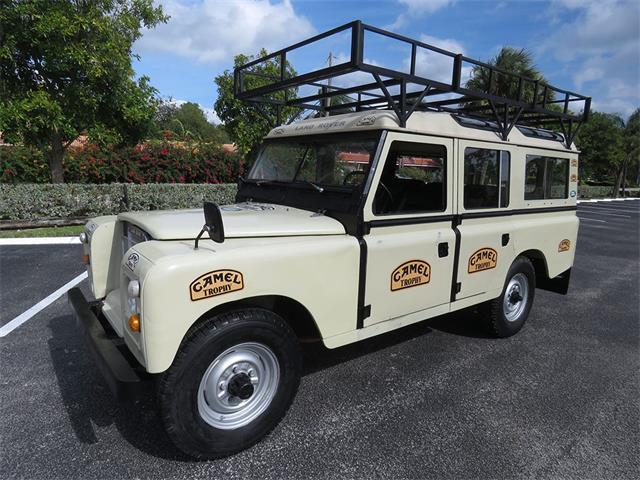 1981 Land Rover Defender (CC-1461180) for sale in Pompano Beach, Florida