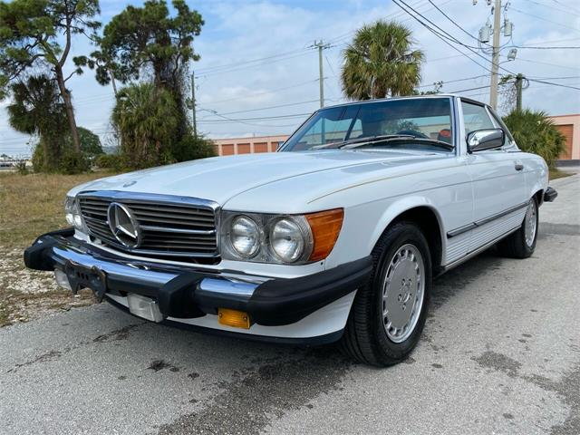 1986 Mercedes-Benz 560 (CC-1461183) for sale in Pompano Beach, Florida