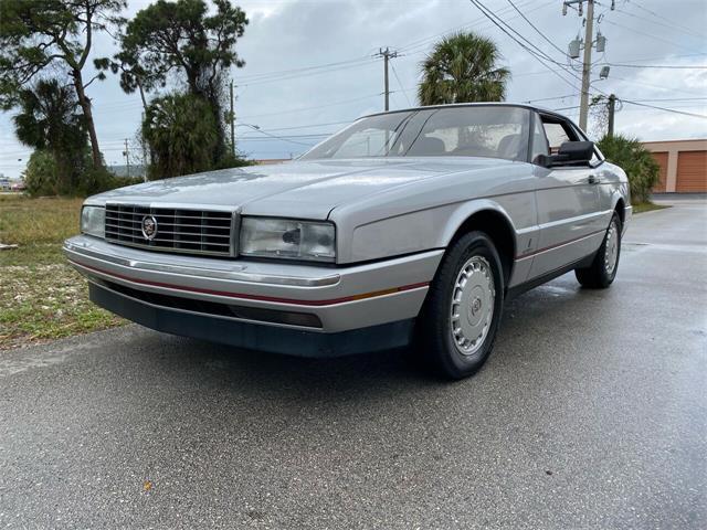 1987 Cadillac Allante (CC-1461185) for sale in Pompano Beach, Florida