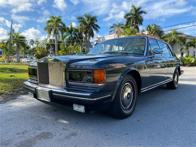 1993 Rolls-Royce Silver Spur (CC-1461189) for sale in Pompano Beach, Florida