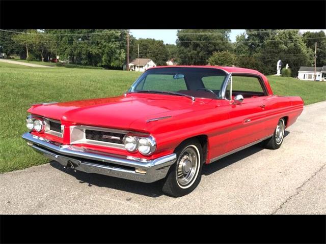 1962 Pontiac Grand Prix (CC-1461197) for sale in Harpers Ferry, West Virginia