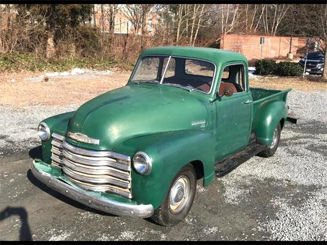 1950 Chevrolet 3100 (CC-1461210) for sale in Harpers Ferry, West Virginia