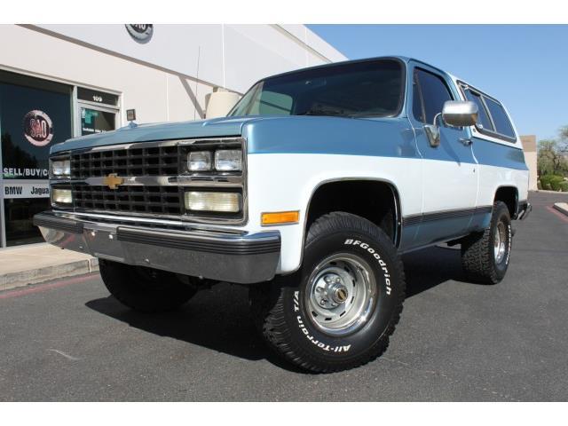 1989 Chevrolet Blazer (CC-1461227) for sale in Scottsdale, Arizona
