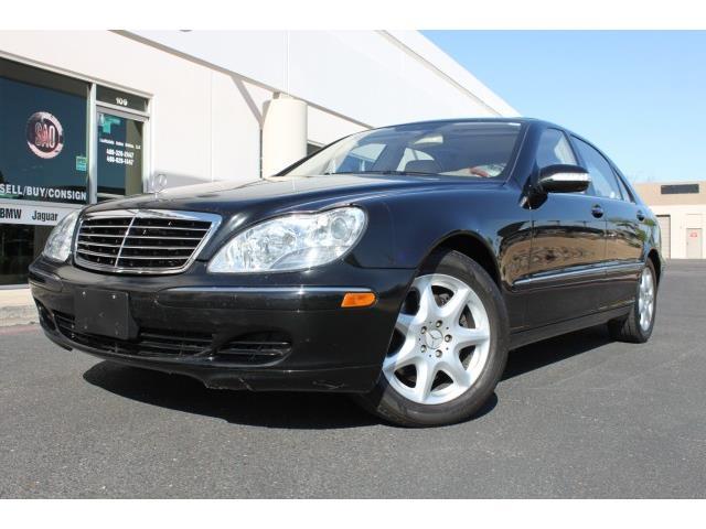 2006 Mercedes-Benz S-Class (CC-1461232) for sale in Scottsdale, Arizona