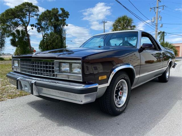 1986 Chevrolet El Camino (CC-1461236) for sale in Pompano Beach, Florida