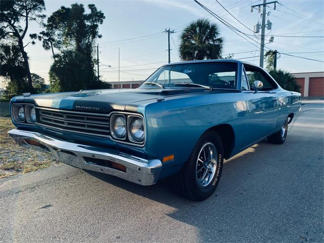 1969 Plymouth Road Runner (CC-1461239) for sale in Pompano Beach, Florida