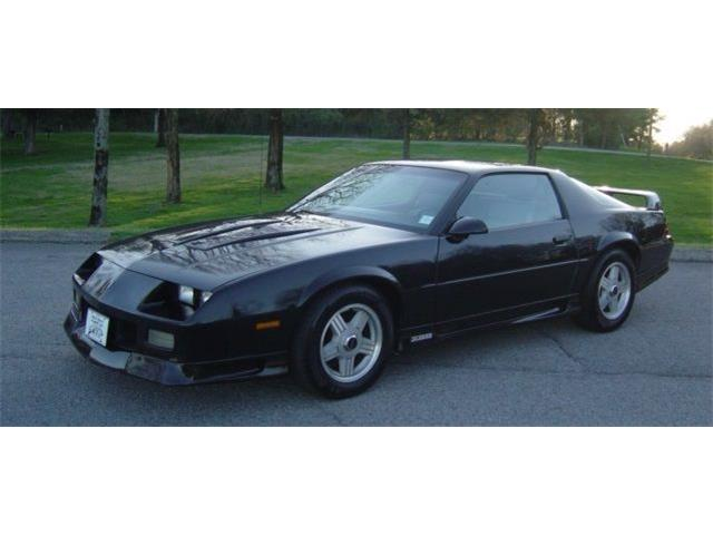 1992 Chevrolet Camaro Z28 (CC-1461250) for sale in Hendersonville, Tennessee