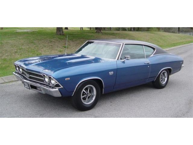 1969 Chevrolet Chevelle SS (CC-1461252) for sale in Hendersonville, Tennessee