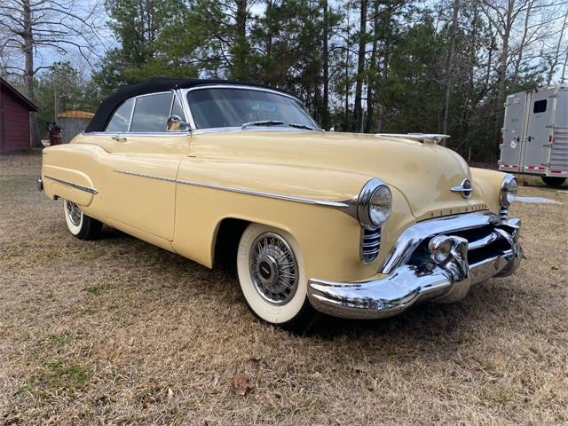 1950 Oldsmobile 98 (CC-1461259) for sale in Franklinton, Louisiana