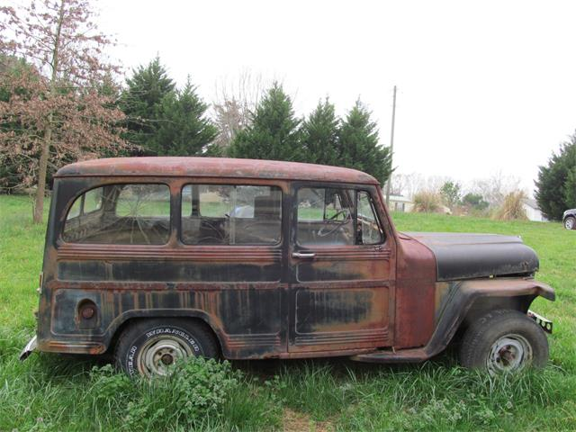 1954 Willys Wagoneer (CC-1461267) for sale in Fayetteville, Georgia