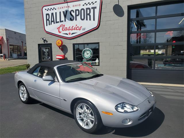 2002 Jaguar XK8 (CC-1461268) for sale in Canton, Ohio