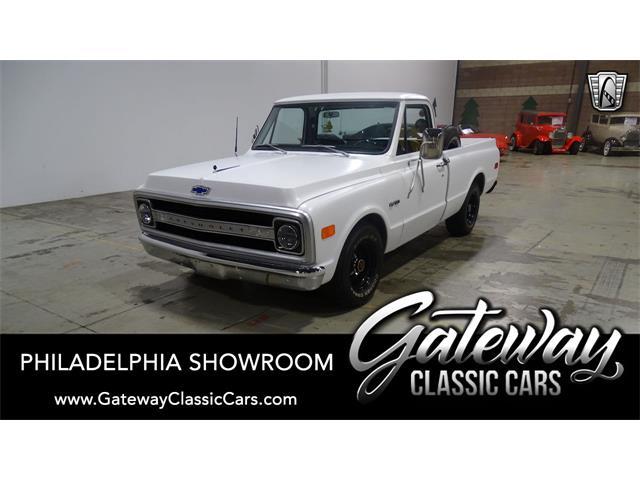 1970 Chevrolet C10 (CC-1460127) for sale in O'Fallon, Illinois