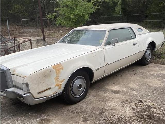 1972 Lincoln Continental Mark IV (CC-1461287) for sale in Austin, Texas
