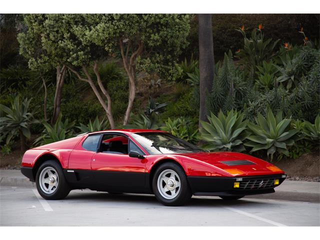 1983 Ferrari 512 BBI (CC-1461300) for sale in La Jolla, California