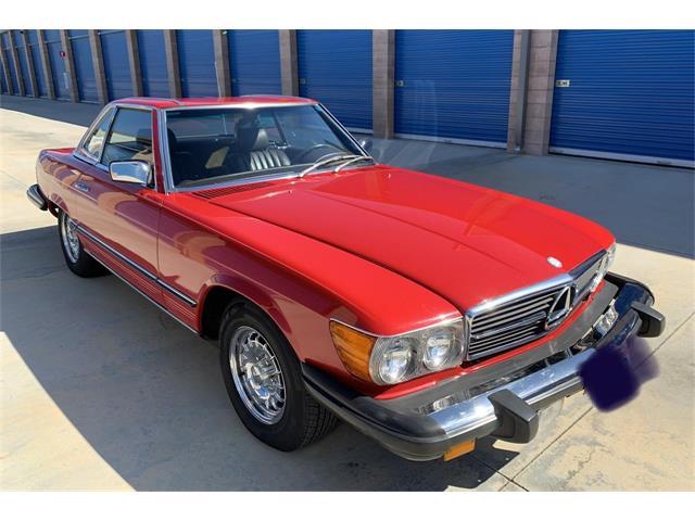 1983 Mercedes-Benz 380SL (CC-1461309) for sale in SANTA BARBARA, California