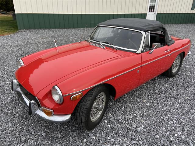 1970 MG MGB (CC-1460131) for sale in Stokesdale, North Carolina