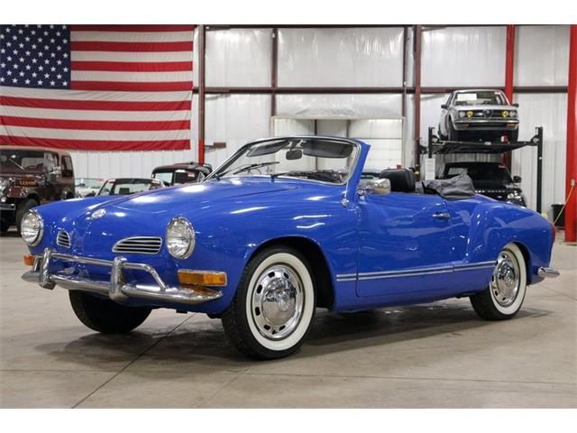 1971 Volkswagen Karmann Ghia (CC-1461312) for sale in Kentwood, Michigan