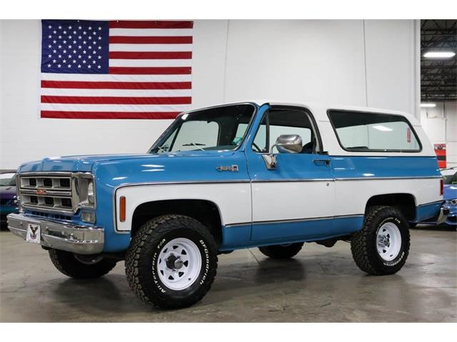 1976 GMC Jimmy (CC-1461314) for sale in Kentwood, Michigan