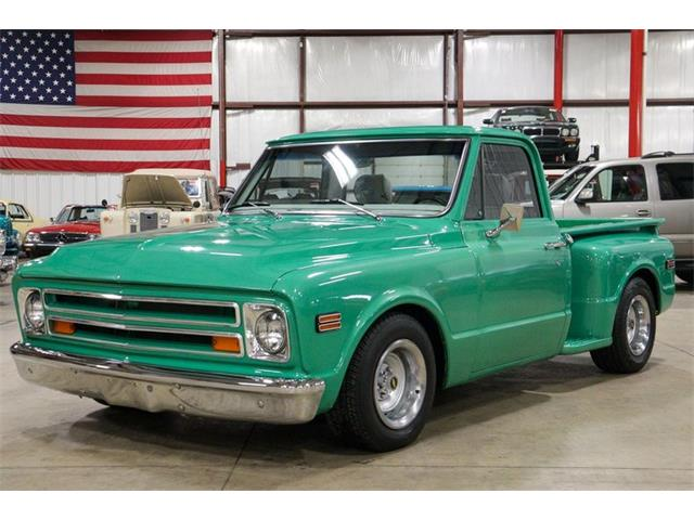 1971 Chevrolet C10 (CC-1461317) for sale in Kentwood, Michigan