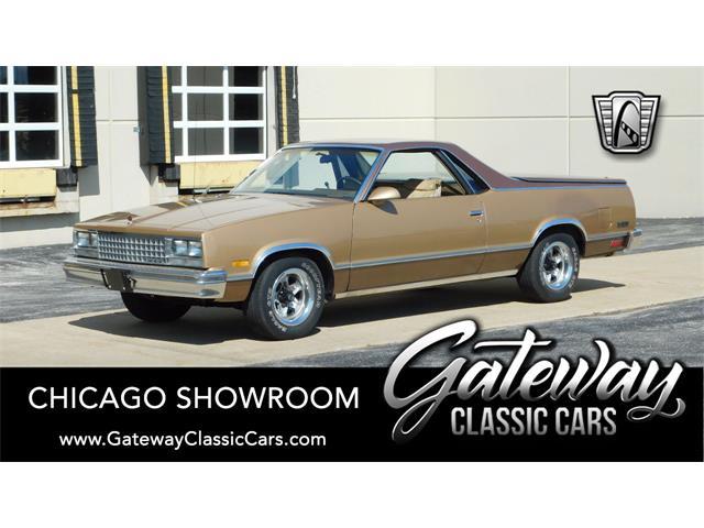 1987 Chevrolet El Camino (CC-1461321) for sale in O'Fallon, Illinois
