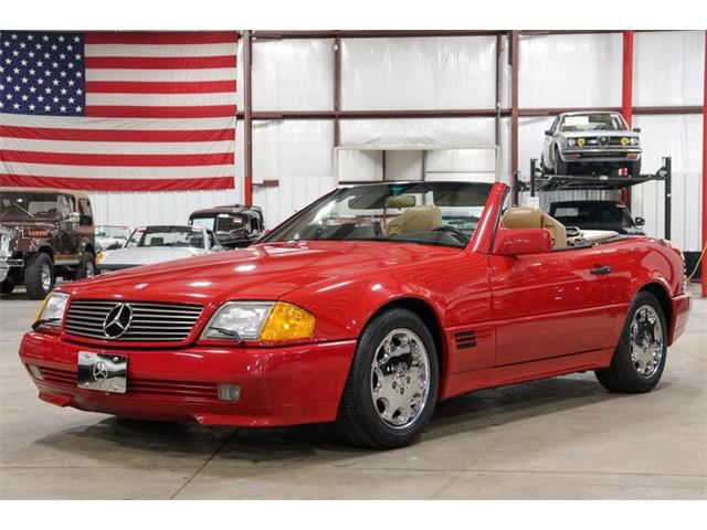 1991 Mercedes-Benz 300SL (CC-1461325) for sale in Kentwood, Michigan
