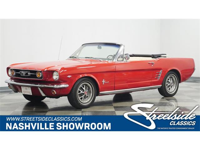 1966 Ford Mustang (CC-1461329) for sale in Lavergne, Tennessee