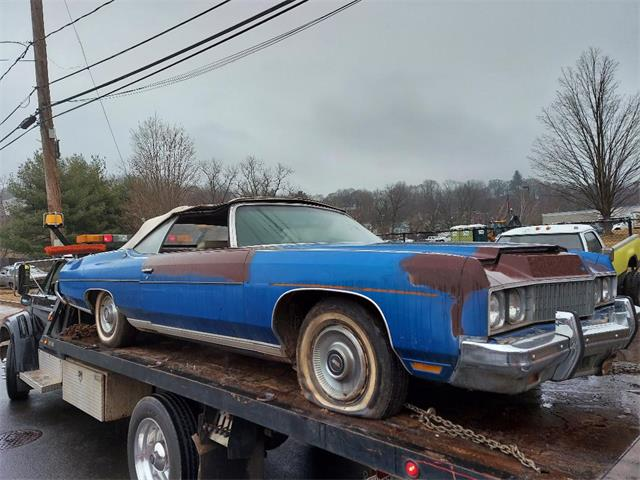 1973 Chevrolet Caprice (CC-1460133) for sale in woodstock, Connecticut