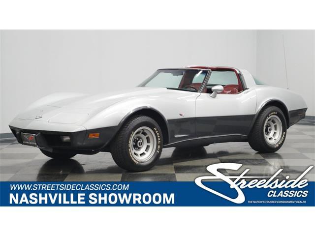 1978 Chevrolet Corvette (CC-1461332) for sale in Lavergne, Tennessee