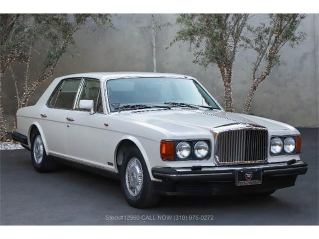 1991 Bentley Mulsanne S (CC-1461337) for sale in Beverly Hills, California