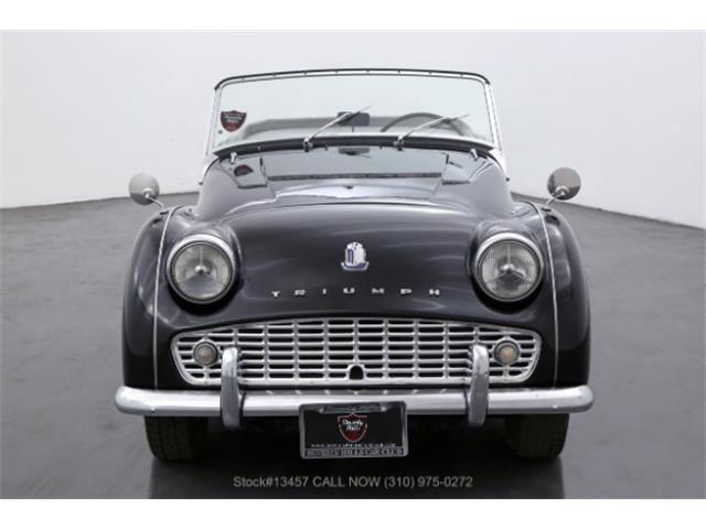 1960 Triumph TR3 (CC-1461344) for sale in Beverly Hills, California