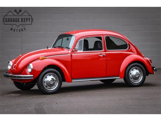 1972 Volkswagen Super Beetle (CC-1461345) for sale in Grand Rapids, Michigan