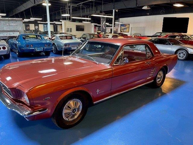 1966 Ford Mustang (CC-1461355) for sale in Greensboro, North Carolina