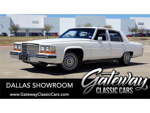 1989 Cadillac Brougham (CC-1461362) for sale in O'Fallon, Illinois