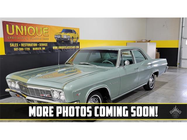 1966 Chevrolet Impala (CC-1461363) for sale in Mankato, Minnesota