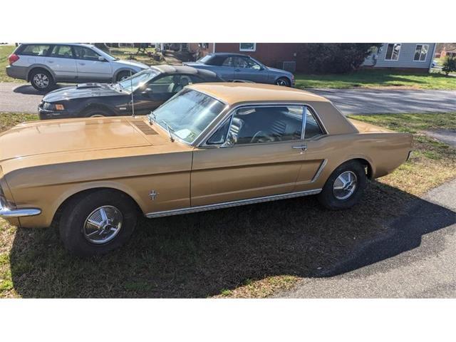 1965 Ford Mustang (CC-1461365) for sale in Greensboro, North Carolina