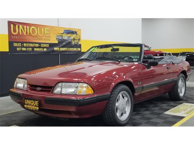 1991 Ford Mustang (CC-1461369) for sale in Mankato, Minnesota