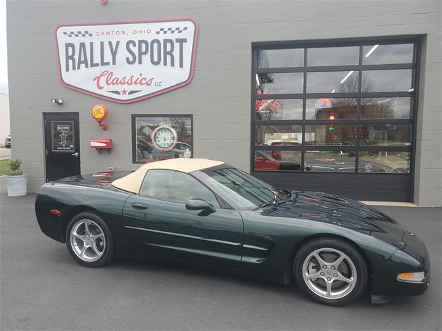 2001 Chevrolet Corvette (CC-1460137) for sale in Canton, Ohio