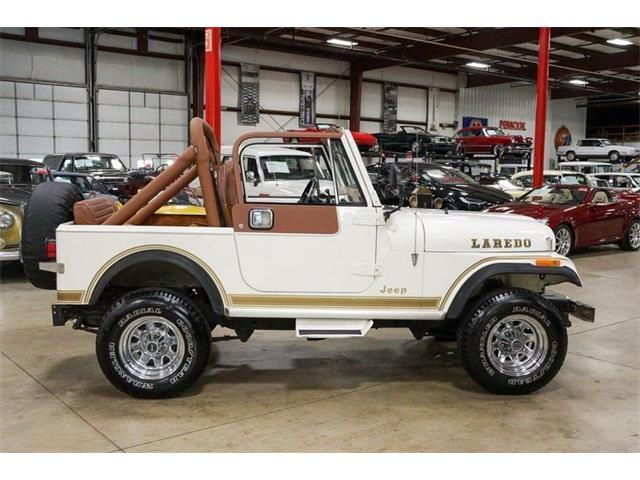 1983 Jeep CJ (CC-1461372) for sale in Greensboro, North Carolina