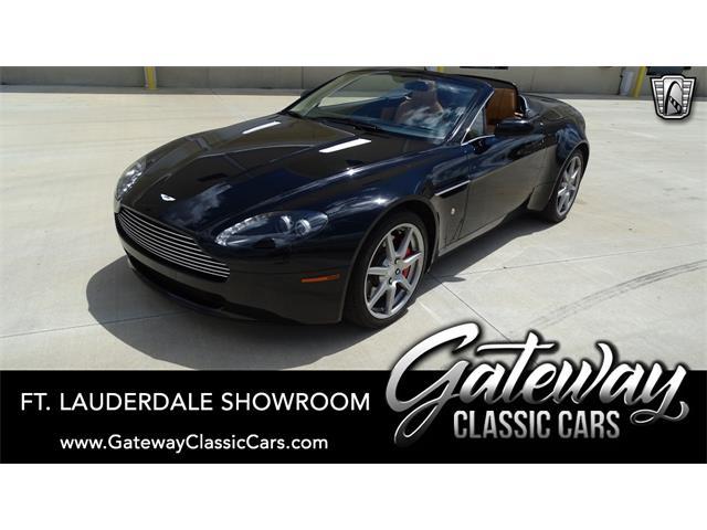 2008 Aston Martin Vantage (CC-1461377) for sale in O'Fallon, Illinois