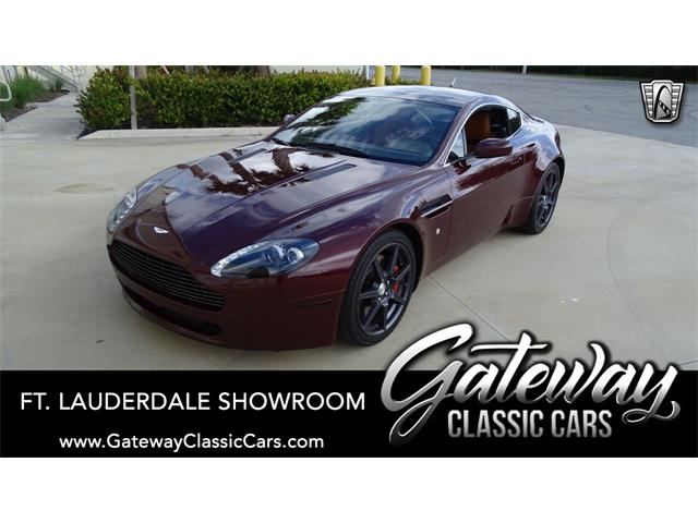 2007 Aston Martin Vantage (CC-1461379) for sale in O'Fallon, Illinois