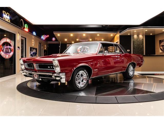 1965 Pontiac GTO (CC-1461382) for sale in Plymouth, Michigan