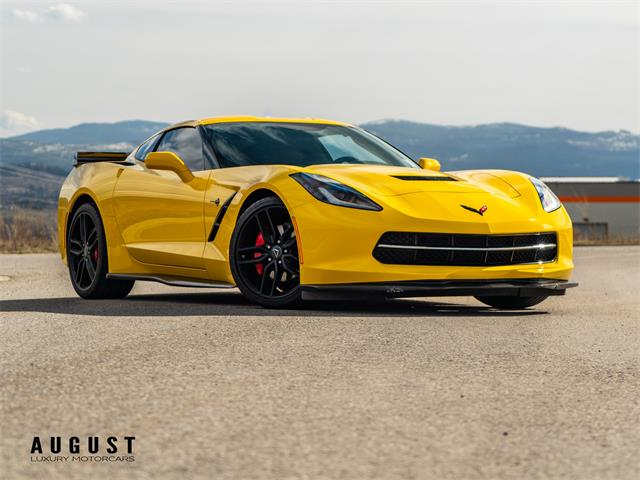 2015 Chevrolet Corvette (CC-1461385) for sale in Kelowna, British Columbia