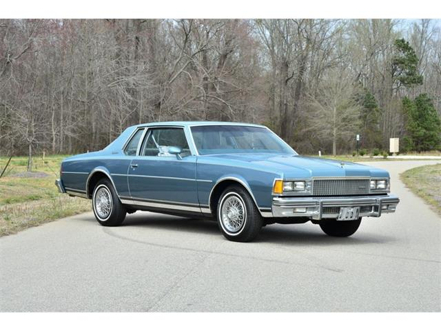 1977 Chevrolet Caprice (CC-1461390) for sale in Youngville, North Carolina