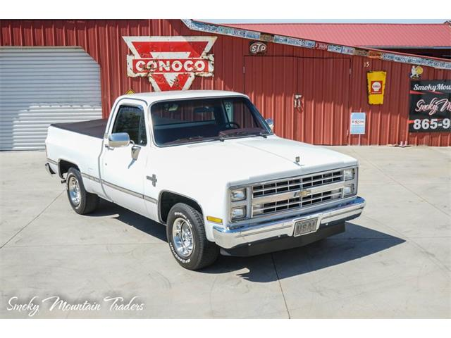 1986 Chevrolet C10 (CC-1461392) for sale in Lenoir City, Tennessee