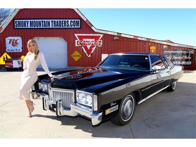 1972 Cadillac Eldorado (CC-1461393) for sale in Lenoir City, Tennessee