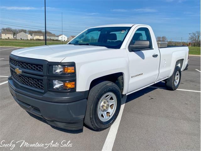 2014 Chevrolet Silverado (CC-1461394) for sale in Lenoir City, Tennessee