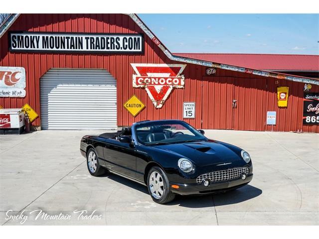 2002 Ford Thunderbird (CC-1461398) for sale in Lenoir City, Tennessee