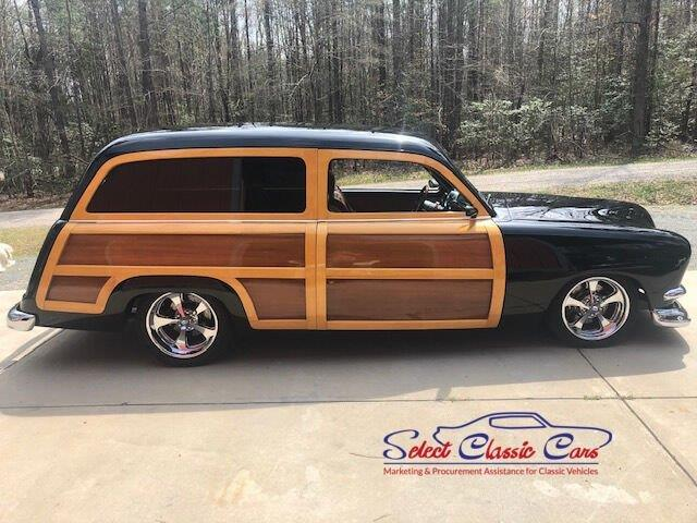 1951 Ford Woody Wagon (CC-1461403) for sale in Hiram, Georgia