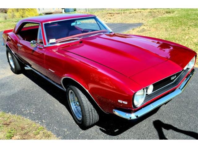 1967 Chevrolet Camaro (CC-1461411) for sale in Cadillac, Michigan