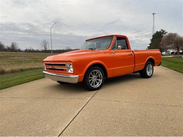 1971 Chevrolet Pickup (CC-1461413) for sale in Cadillac, Michigan